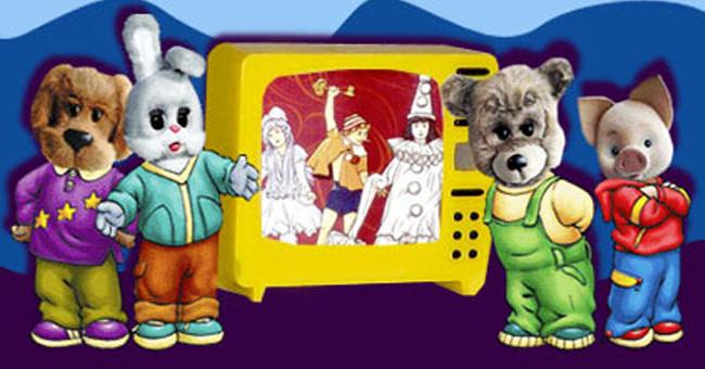 День рождения детского телевидения в России