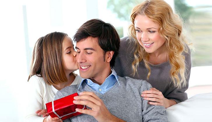 что подарить папе девушки при знакомстве